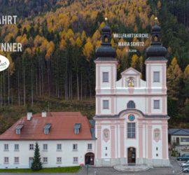 Wallfahrt der Edelbrenner nach Maria Schutz 2019