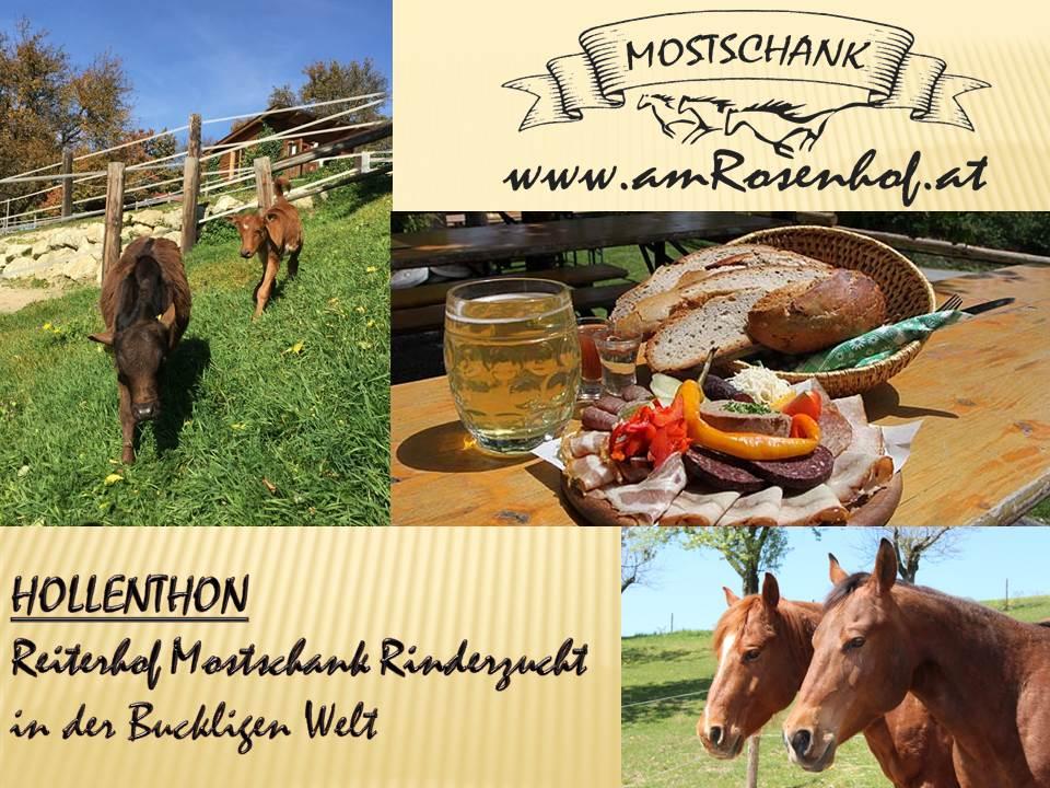 """Mostschank """"Am Rosenhof"""" Fam. Harnisch"""
