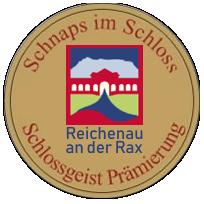 Schnaps im Schloss Reichenau