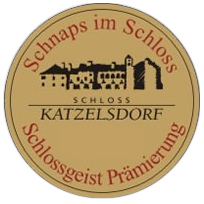 Schnaps im Schloss Katzelsdorf